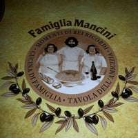 Photo taken at Famiglia Mancini by Marcinha P. on 5/15/2013