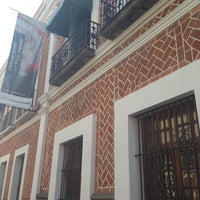 Photo taken at Museo Amparo by mariagiuseppina M. on 5/2/2013