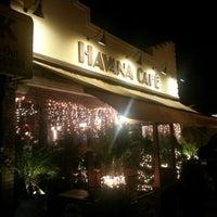Photo taken at Havana Cafe by Waldo on 12/23/2012