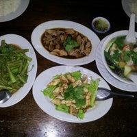 Photo taken at ร้านสามแม่ครัว (เตาฟืน) by Nuttinun P. on 11/1/2012