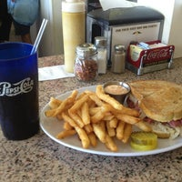 Photo taken at Joe B's Diner by Christal F. on 7/18/2013