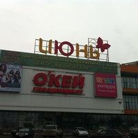 Снимок сделан в ТРЦ «ИЮНЬ» пользователем Александр М. 10/2/2012