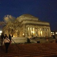 Photo taken at Columbia University School of Social Work by Debora T. on 4/17/2013