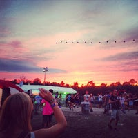 Photo taken at Camp Bisco by Logan S. on 7/19/2013