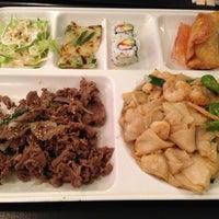 Das Foto wurde bei Asian Bistro von JIE Q. am 10/25/2012 aufgenommen