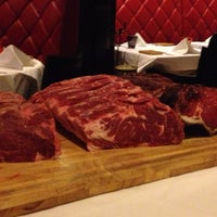 Photo taken at New York Steakhouse by Rick Y. on 4/4/2013