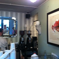 Photo taken at Sterling Coffee Roasters by Albert G. on 10/20/2013