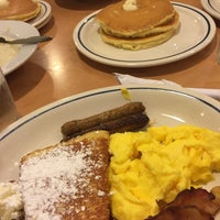 Photo taken at IHOP by Kyra on 3/4/2015