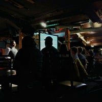 Photo taken at Chainsaw by Andrew G. on 11/12/2012
