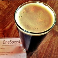 Photo taken at OneSpeed Pizza by Rob on 6/15/2013