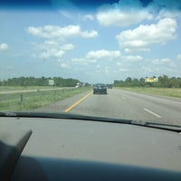 Photo taken at I-10 by Aundrea on 8/2/2013