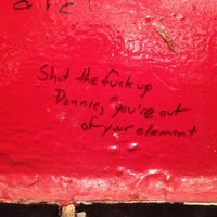 Photo taken at The Corner Bar by Nick on 1/1/2013