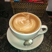Photo taken at Erie Island Coffee Company by Tunç E. on 6/8/2013