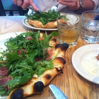 Photo taken at Pizzeria Delfina by Ashley K. on 9/7/2013