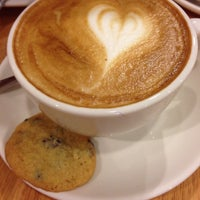 Photo taken at The Coffee Gallery by • Nui N. on 11/15/2013