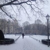 Das Foto wurde bei Viktoria-Luise-Platz von Mayu am 1/30/2013 aufgenommen