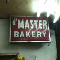 Photo taken at D'Master Bakery by Bloodwork T. on 12/26/2012