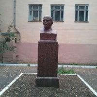 Photo taken at Памятник В.И. Ленину by Anton on 7/5/2013