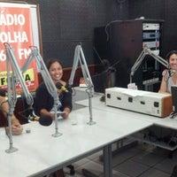 Photo taken at Folha de Pernambuco by Milla B. on 10/25/2012