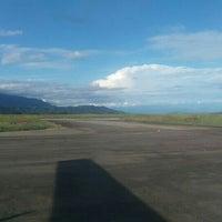 Photo taken at Aeropuerto Perales (IBE) by Manuel C. on 5/7/2016