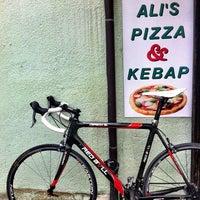 Photo taken at Ali's Pizza & Kebap by Daniel P. on 7/3/2013