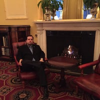 Photo taken at The Oxford and Cambridge Club by George S. on 2/27/2015
