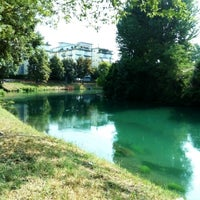 Photo taken at Parco Naturale Fiume Sile by Mauro S. on 7/30/2016