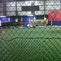Photo taken at Champion Futsal Arena by Diantosan R. on 7/18/2013
