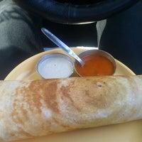 Photo taken at Dinky Dine by Veenus K. on 12/24/2012