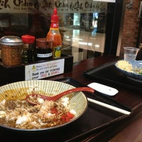 Photo taken at Oiden Bowl Bar by 柳田芳秋AKA狂四郎 on 12/23/2012