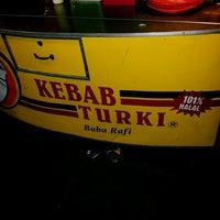Photo taken at Kebab Turki ( Garuda Mitra ) by Wanda H. on 1/23/2014