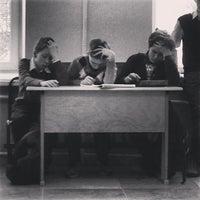 Photo taken at Лицей №131 by Yanochka_L🌸 on 3/19/2013