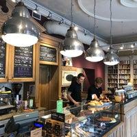 Photo taken at Green Caffè Nero by Dmitry S. on 8/25/2018