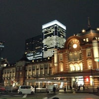 Photo taken at Tokyo Station by MAT_LUCKY M. on 4/19/2013