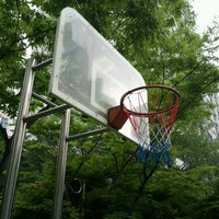 Photo taken at Under the Basketball hoop by MAT_LUCKY M. on 6/7/2014