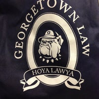 Photo taken at Georgetown University Law Center by Jason S. on 3/22/2013