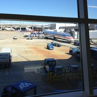 Photo taken at Gate D38 by Matthew D. on 11/1/2012
