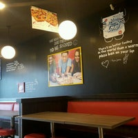 Photo taken at Domino's Pizza by Syarifah A. on 11/29/2016