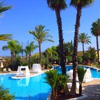 Photo taken at Hotel La Quinta Golf Resort & Spa Marbella by Marnick V. on 9/26/2014