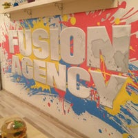 Photo taken at Sia Fusion Agency by Anastasija J. on 4/18/2013