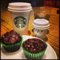 Photo taken at Starbucks by Hussain A. on 8/24/2013