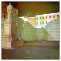 Photo taken at Piazza Vittorio Emanuele II by Michele P. on 5/15/2013