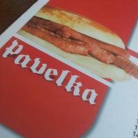 Foto tirada no(a) Pavelka por Fernanda S. em 9/16/2012