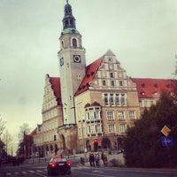 Photo taken at Ratusz w Olsztynie / Urząd Miasta Olsztyn by DuoLook on 11/27/2013