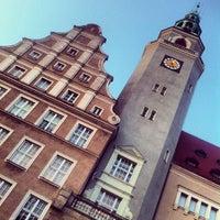 Photo taken at Ratusz w Olsztynie / Urząd Miasta Olsztyn by DuoLook on 2/25/2014