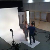 Photo taken at Pin-Up Studio by Nina G. on 5/13/2013