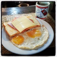 Photo taken at Breakfast Bar by Peter L. on 11/5/2013