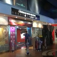 Photo taken at mmCineplexes by Merry_Abby_Lara C. on 12/8/2012