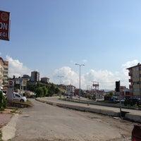 Photo taken at Çatmaca by Erkan K. on 7/19/2013