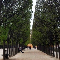 Photo taken at Palais Royal by Emerson G. on 4/17/2013